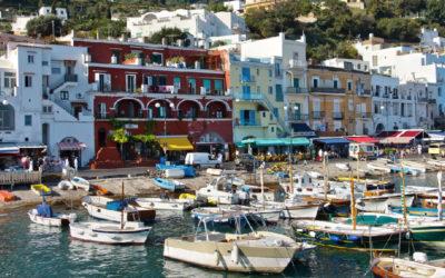 Tour in Bus – Capri e le perle della Campania
