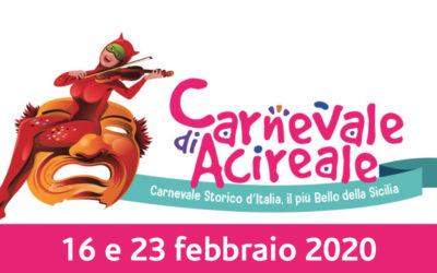 Carnevale Acireale 2020