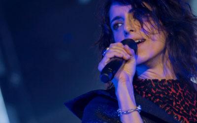 Giorgia in concerto ad Acireale