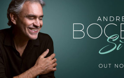 Andrea Bocelli in concerto a Taormina