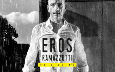 Eros Ramazzotti in concerto a Taormina