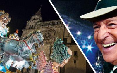 Renzo Arbore in concerto – Carnevale di Acireale 2019