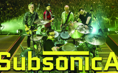 Subsonica in concerto a Taormina