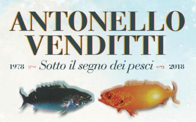 Antonello Venditti in concerto a Taormina