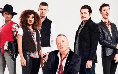 Simple Minds in concerto a Taormina