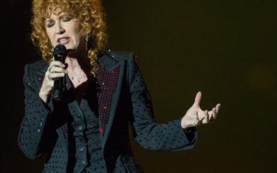 Fiorella Mannoia in concerto ad Enna